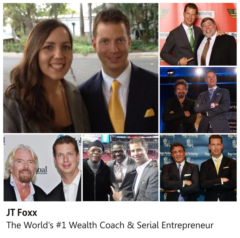 JT Foxx and Mareli Scott