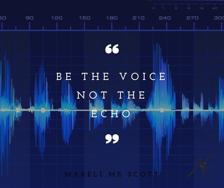 Authentic Voice - Mareli Scott