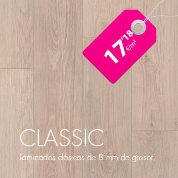 Suelos laminados QuickStep Classic en Pavimentos Arquisrevi al mejor precio