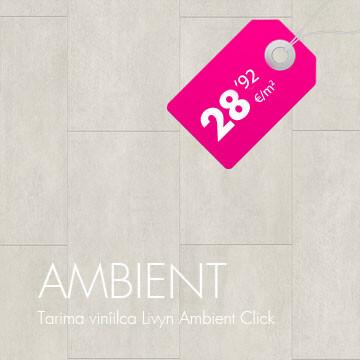 Tarimas vinílicas en clic QuickStep Livyn Ambient Click en Pavimentos Arquiservi al mejor precio