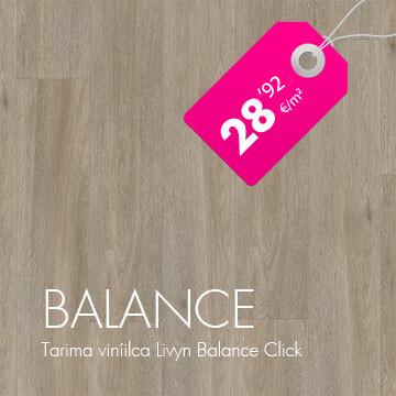 Tarimas vinílicas en clic QuickStep Livyn Balance Click en Pavimentos Arquiservi al mejor precio