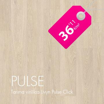 Tarimas vinílicas en clic QuickStep Livyn Pulse Click en Pavimentos Arquiservi al mejor precio
