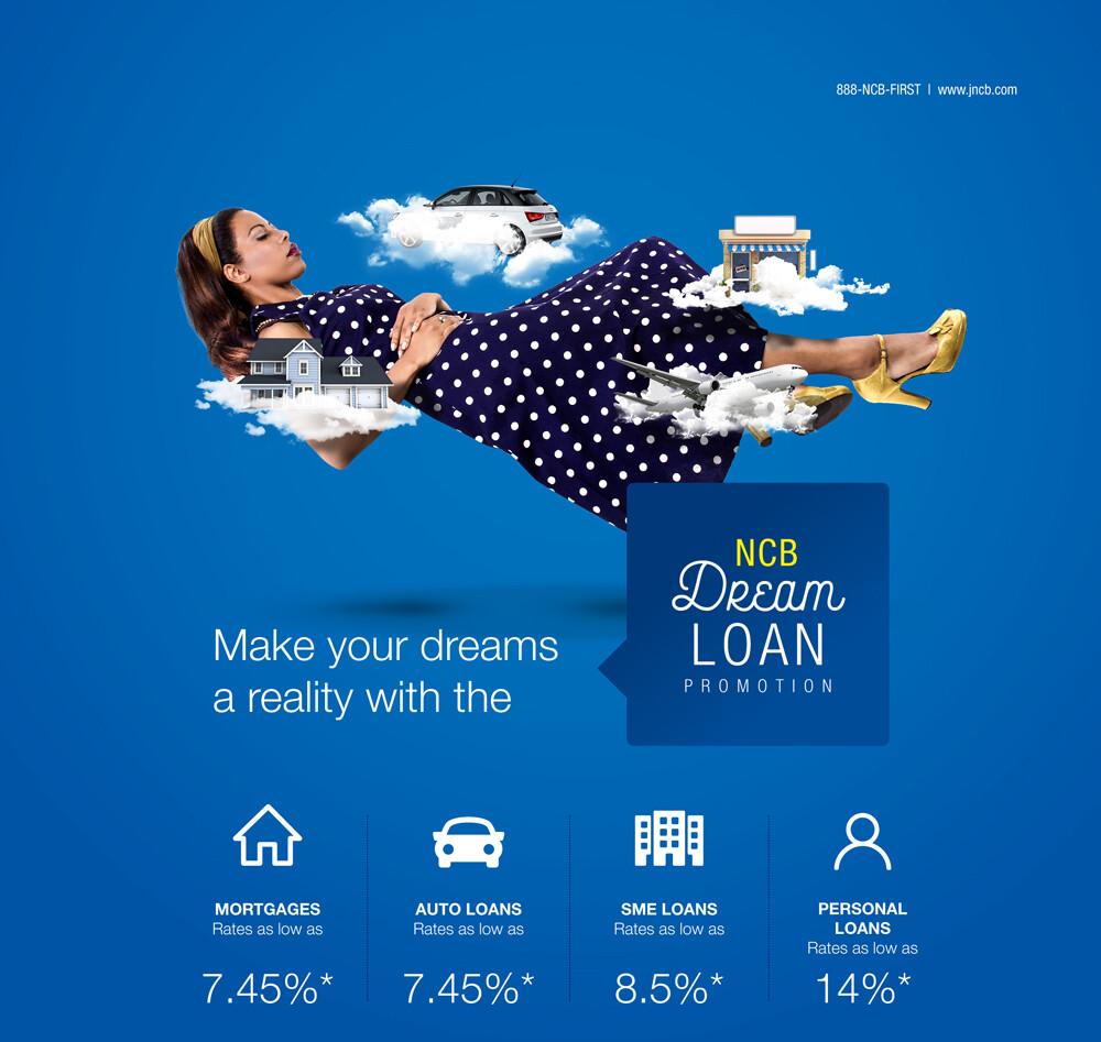 NCB Dream Loan Promotion