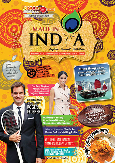 Made in India Magazine