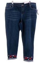 CJ Banks Plus Jeans