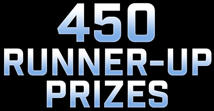 450 Runner-Up