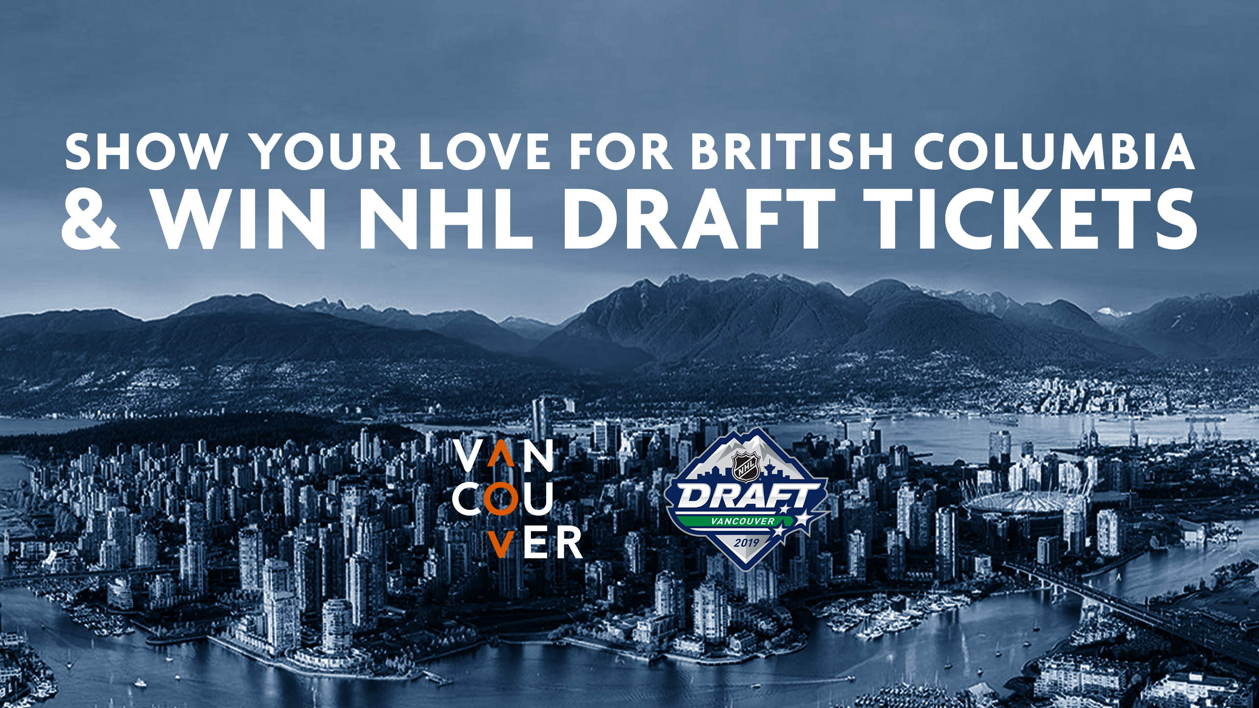 Enter to Win NHL Draft Tickets