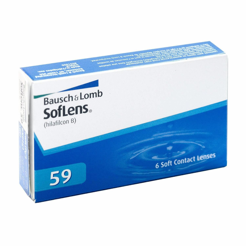 Un Año Gratis Lentes de Contacto SofLens