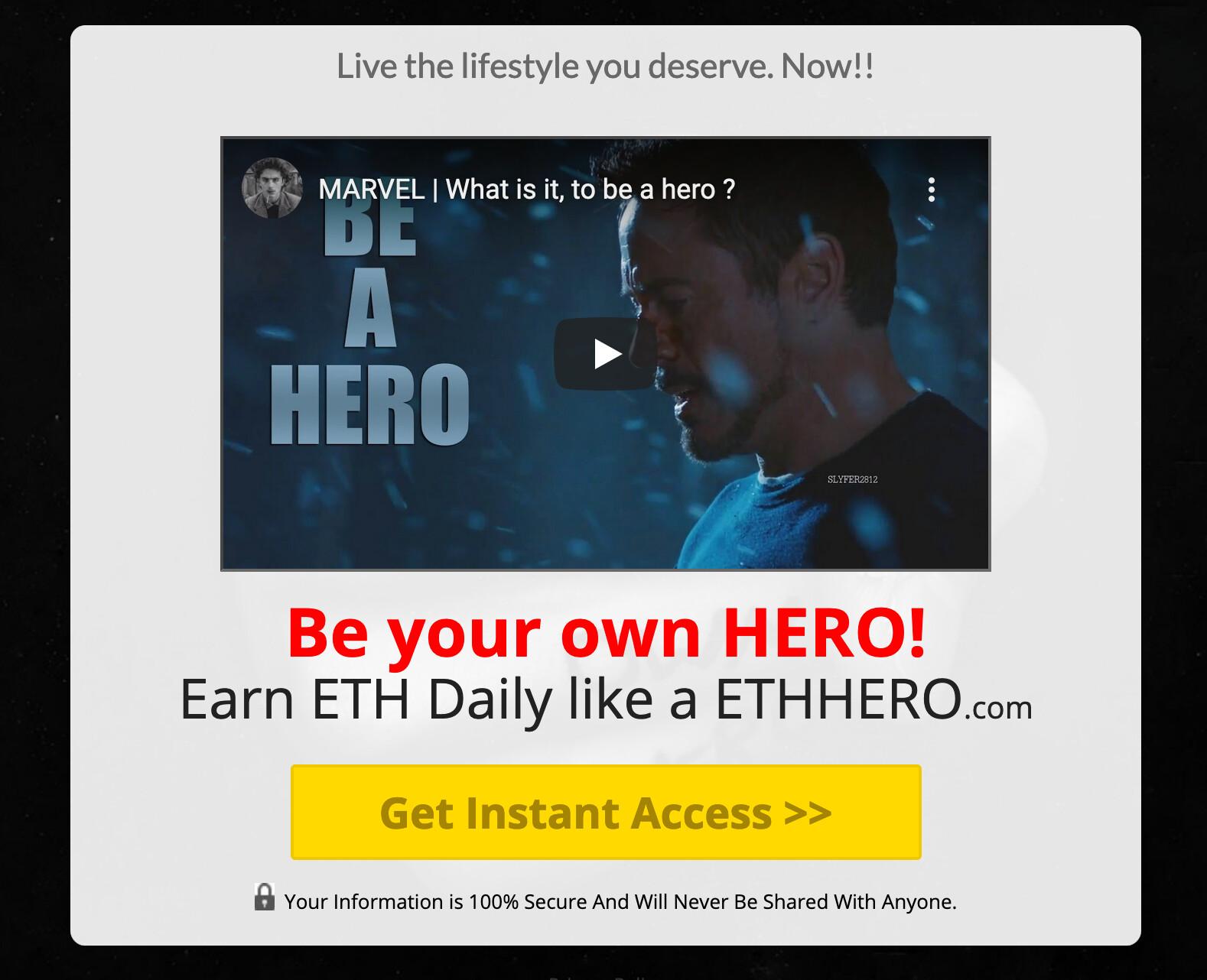 be.ethhero.com