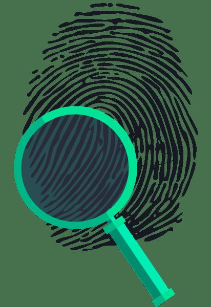 Lupa de investigção