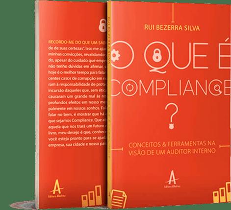 Capa do livro o que é compliance?
