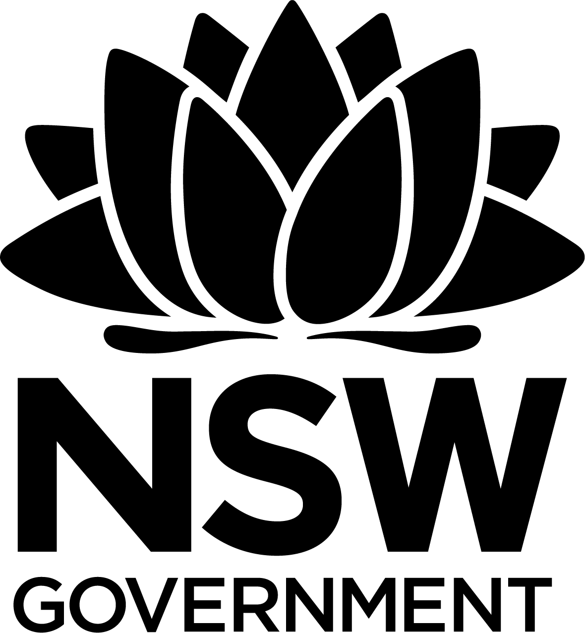 NSW Government Icon - bottom