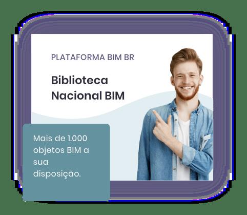 Plataforma BIM BR - Biblioteca Nacional BIM