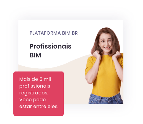 Plataforma BIM BR - Profissionais BIM