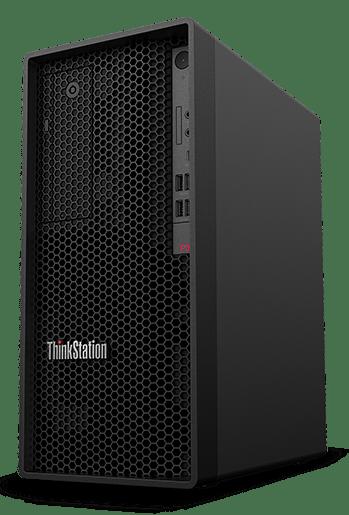 Workstation Pc Lenovo Thinkstation P340 I9 8Gb 1Tb 256Gb Ssd