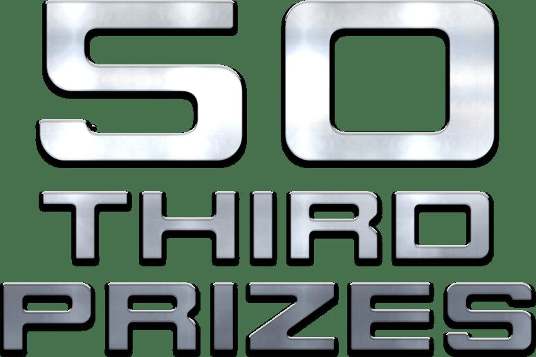 5 Third Prize