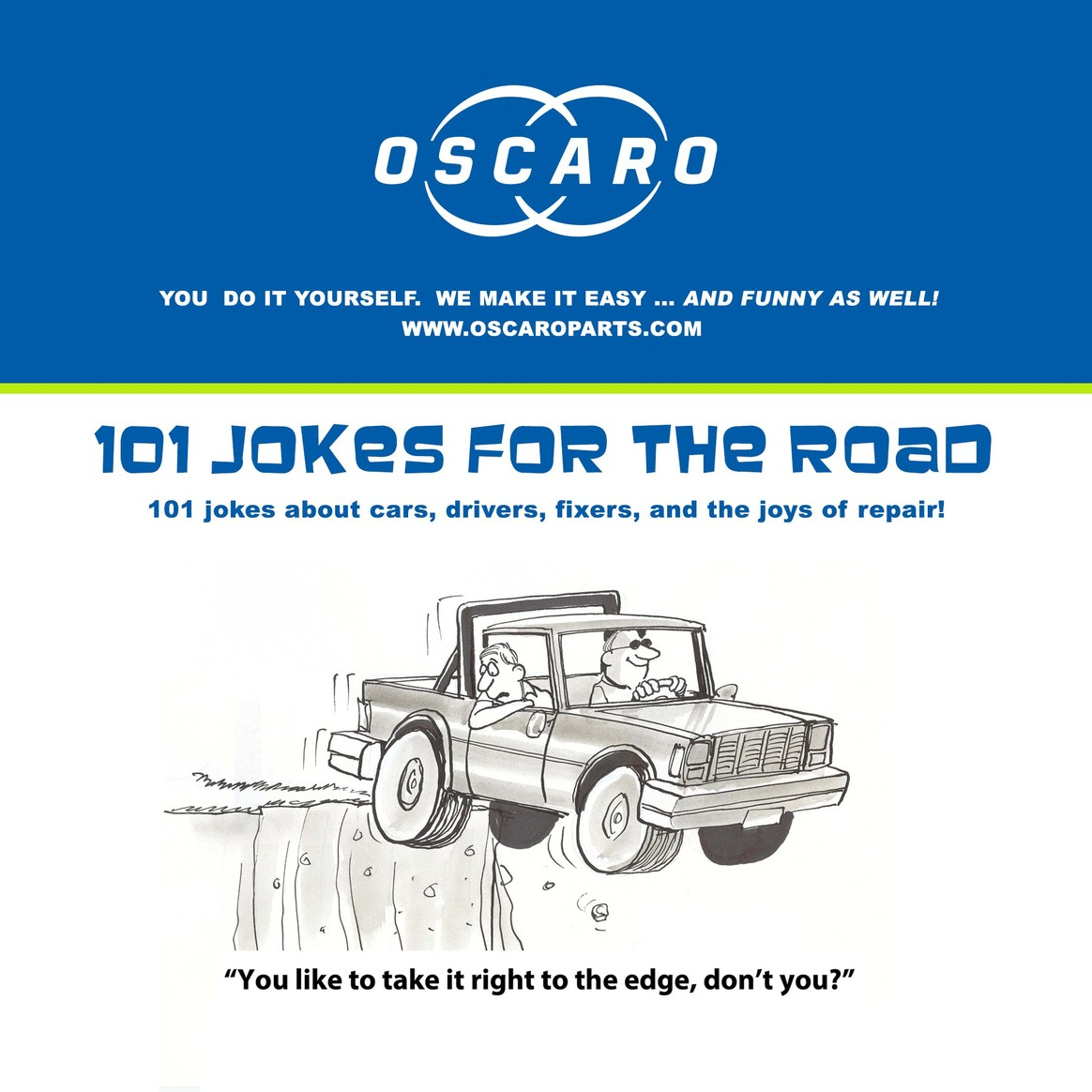 101 Jokes For The Road