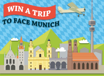 Win a trip to Municwith FACE Entrepreneurship