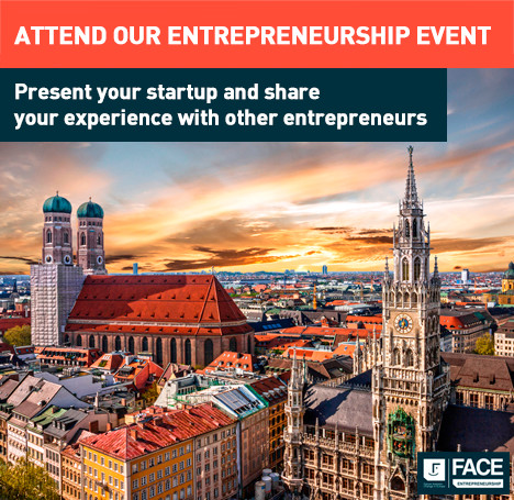 win a trip to Munich with FACE Entrepreneurship