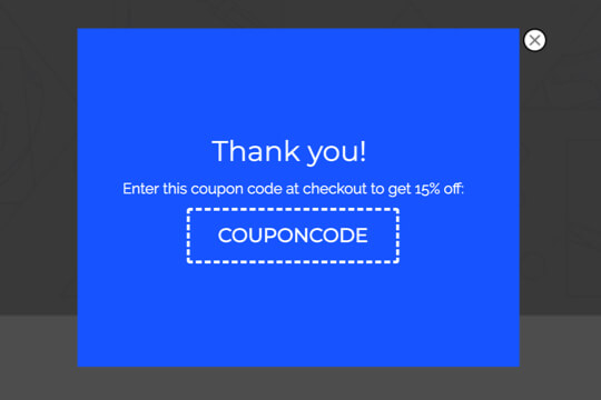 Ecommerce Cart Abandonment Popup