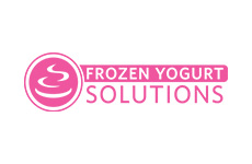 frozen yogurt solutions logo
