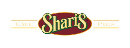 shari's cafe & pies logo