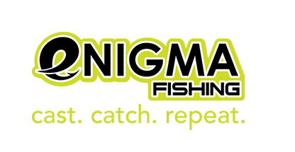 enigma fishing logo